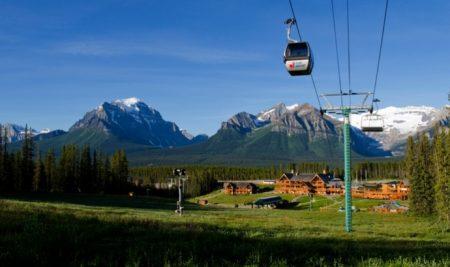 Lake Louise Summer Gondola1