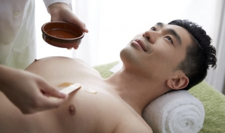 Changes Spa and Salon: $9 for One Men's Waxing Session  Five