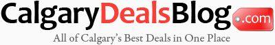 Calgary Deals Blog