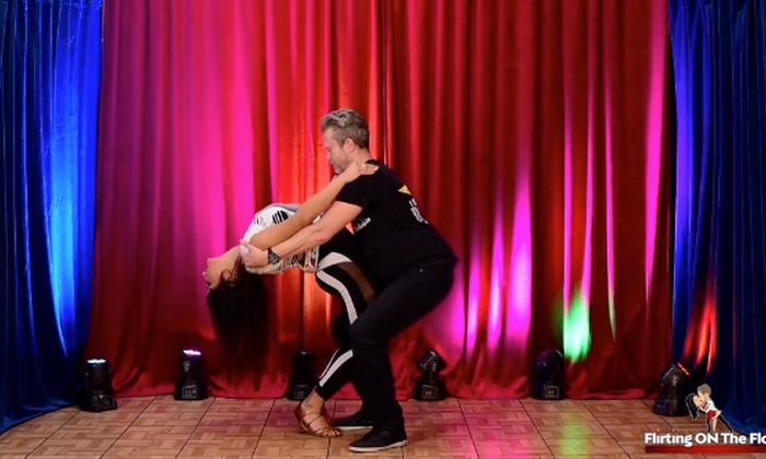 Salsa Bachata Virtual Date Night: $15 for Virtual Latin Dance Date Night Classes & Subscription for Three or $20 for Six Months (Up to 87% Off)